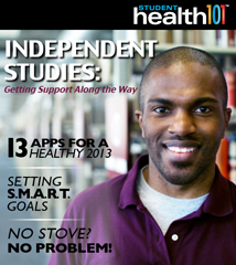 Student Health 101 January 2013 Student Issue