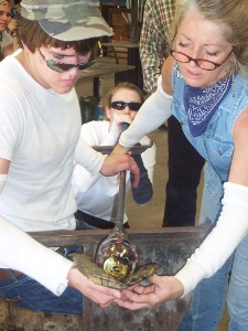 [Glassblowing Photo 225x300]